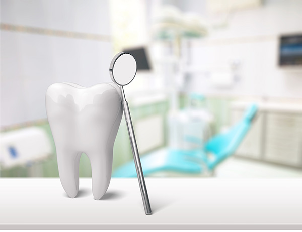 image representing a dentist